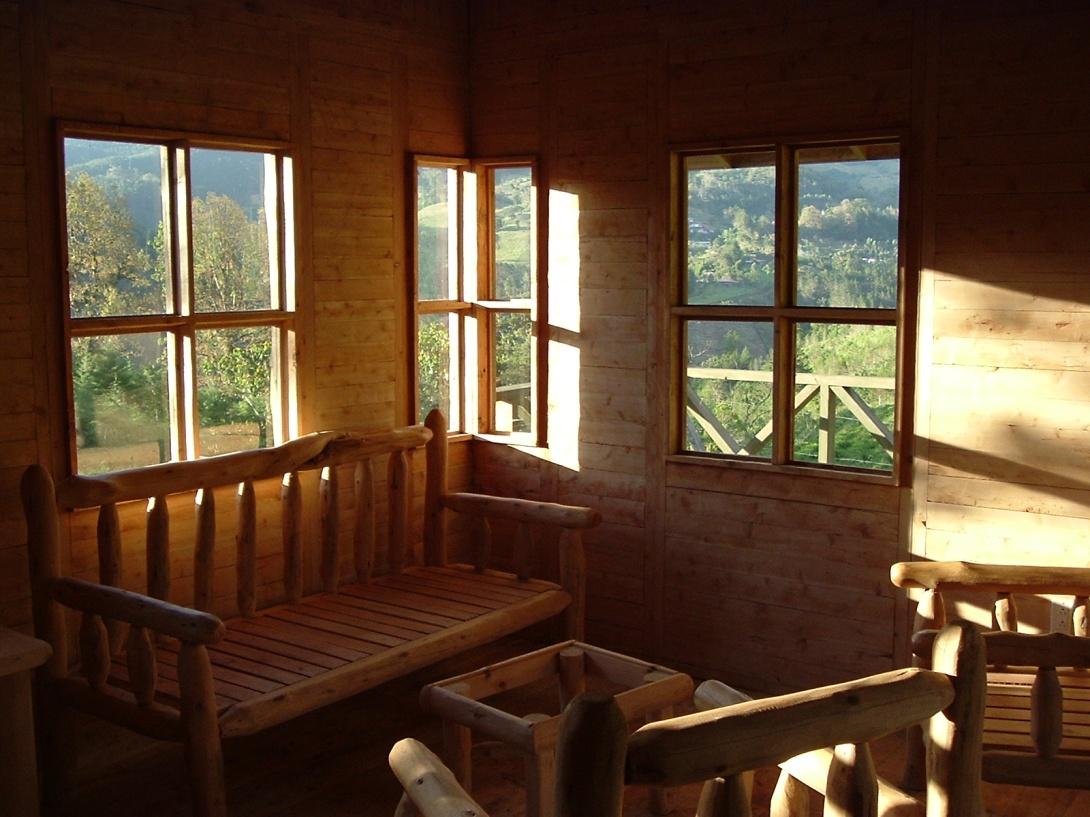 Caba as prefabricadas de madera ecoarqsos - Refugios de madera prefabricados ...