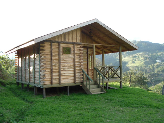 Caba as prefabricadas de madera ecoarqsos - Prefabricados de madera ...